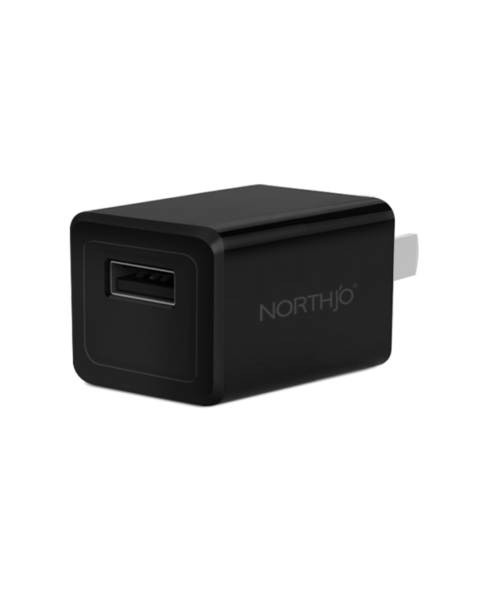 NORTHJO® 1 USB Travel Charger 5V/2.1-(CN Plug)