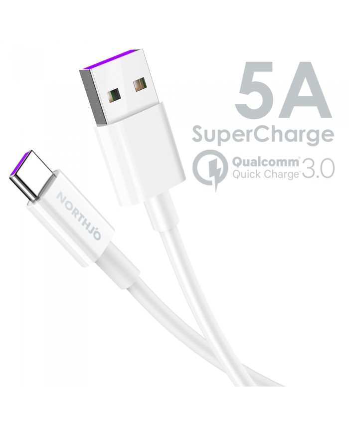 5A Supercharge  USB C Cable